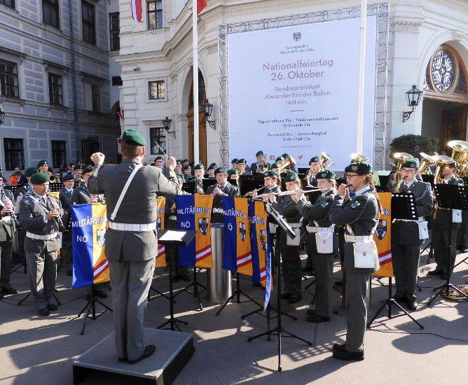 Militärmusik NÖ